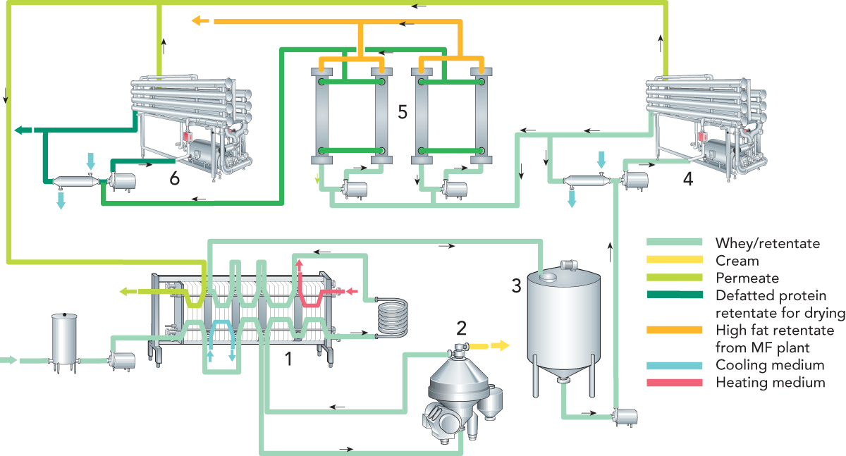 WHEY PROCESSING | Dairy Processing Handbook