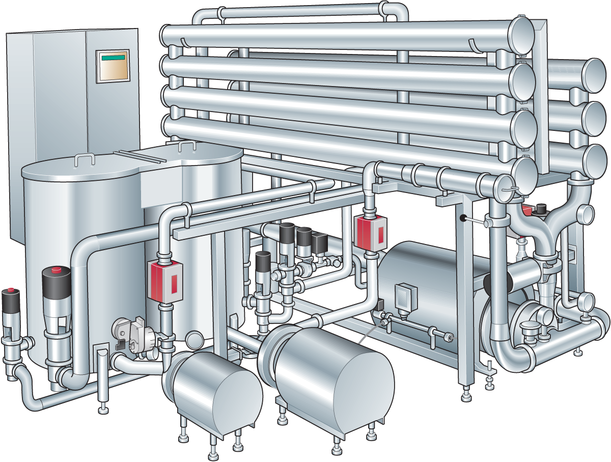 Membrane Technology Dairy Processing Handbook