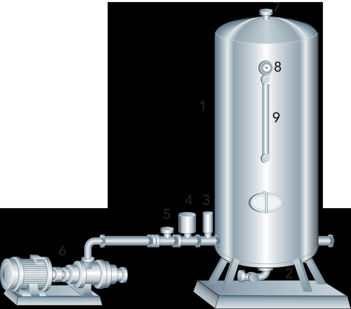 Service systems | Dairy Processing Handbook